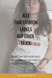 Fair Fashion Labels