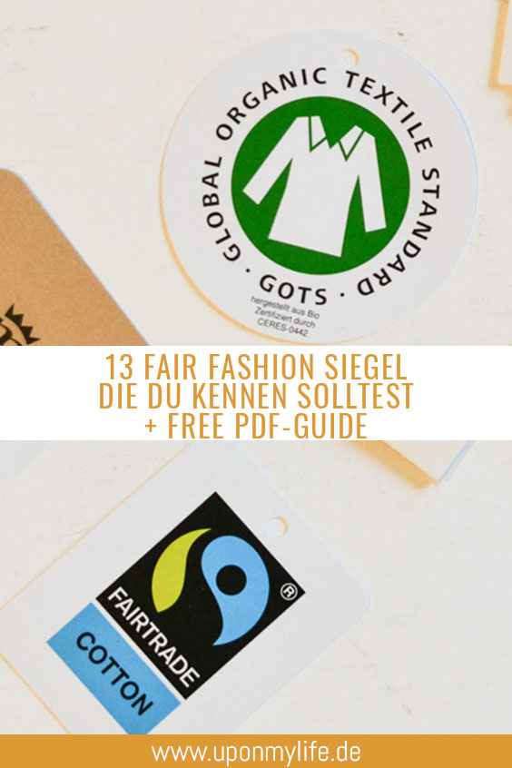 Fair Fashion Siegel Guide