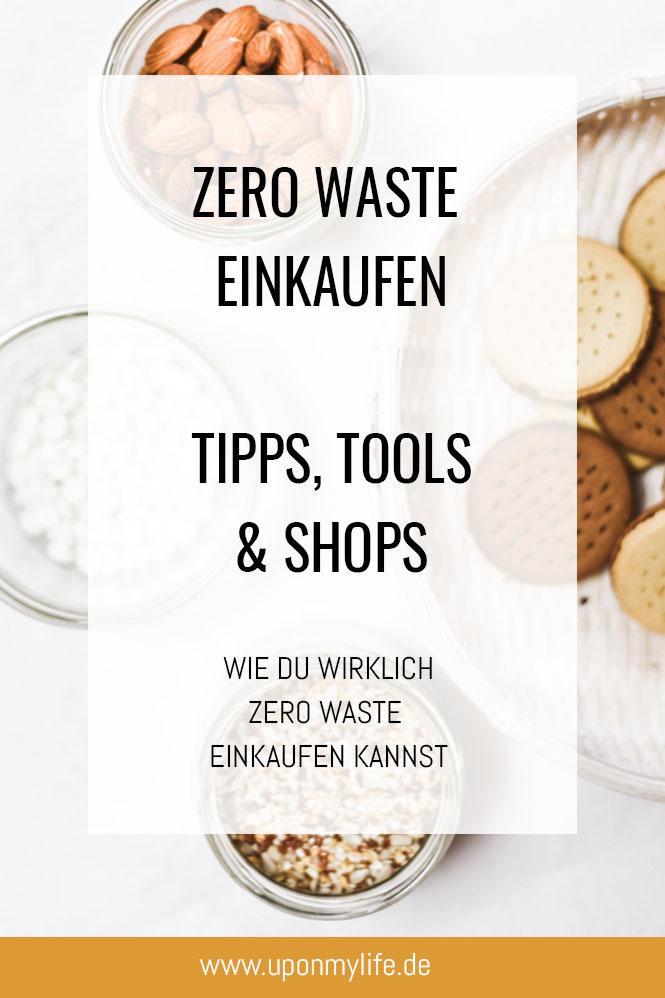 Zero Waste EInkaufen
