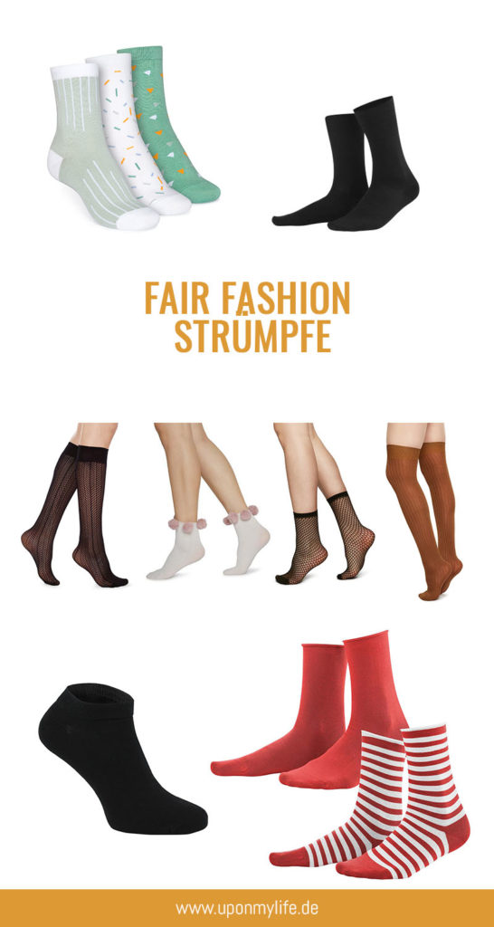 Fair Fashion Strümpfe