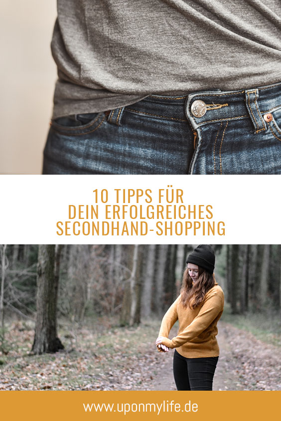 Secondhand-Shopping