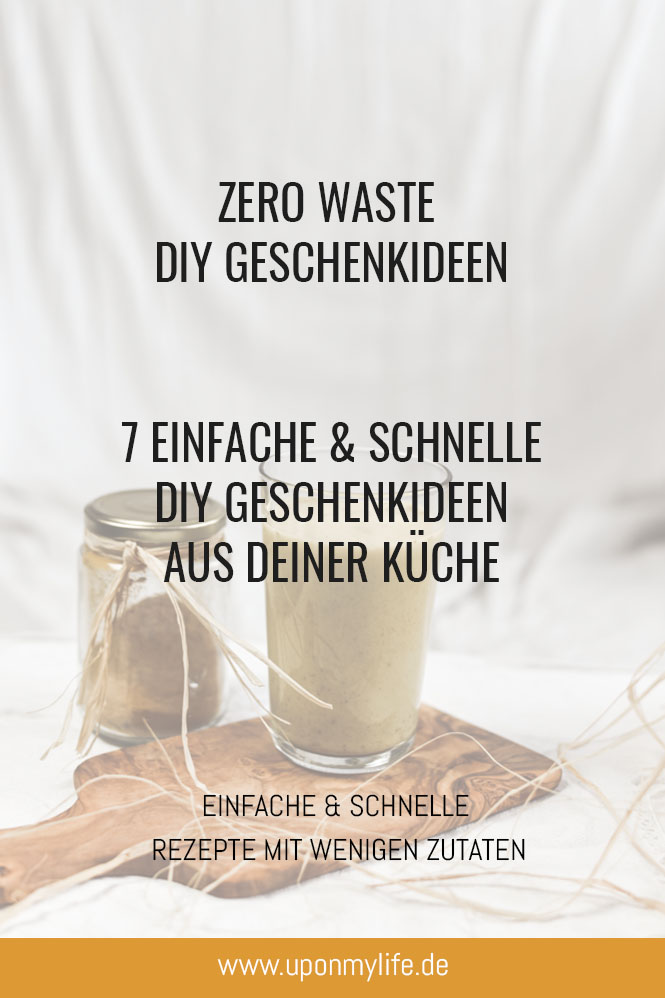 Zero Waste Geschenkideen