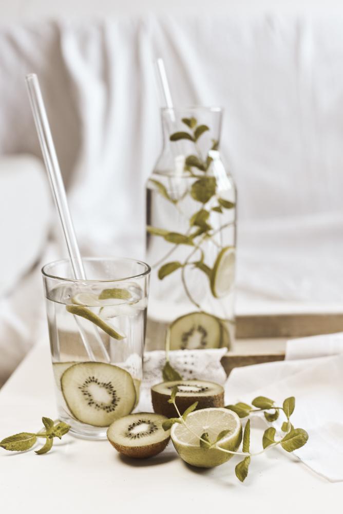 Erfrischende Limonade selber machen - total einfach und schnell