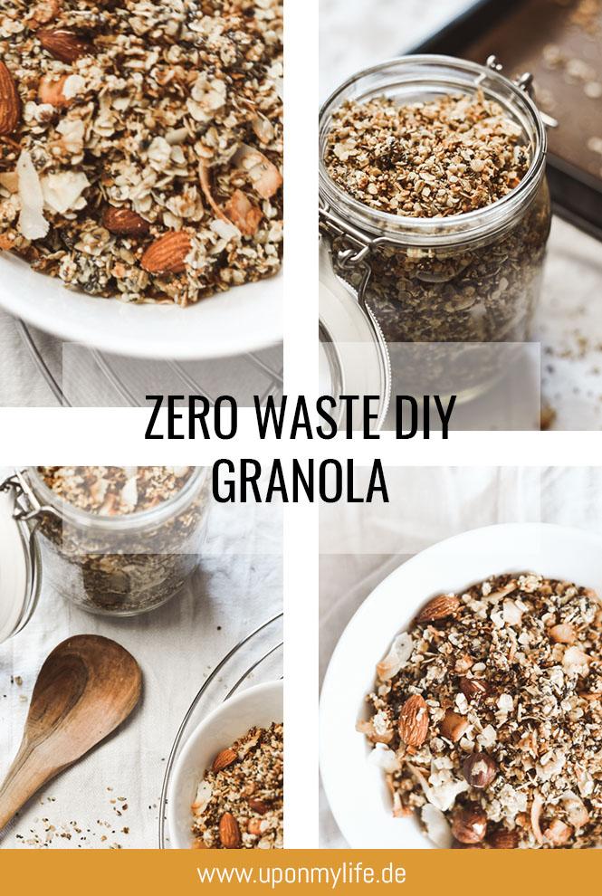 Zero Waste DIY - Granola