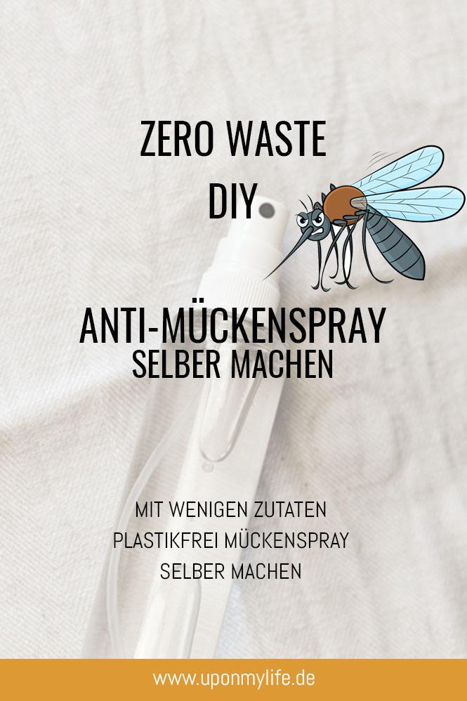 DIY Mückenspray selber machen