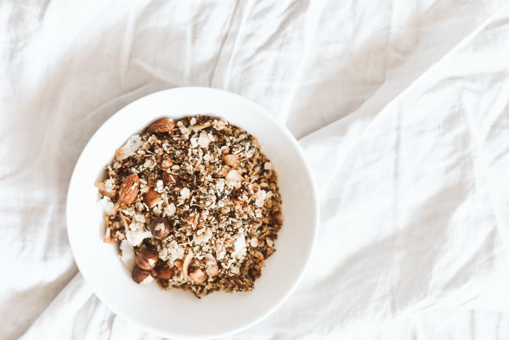 Zero Waste DIY - Granola einfach und schnell selber machen