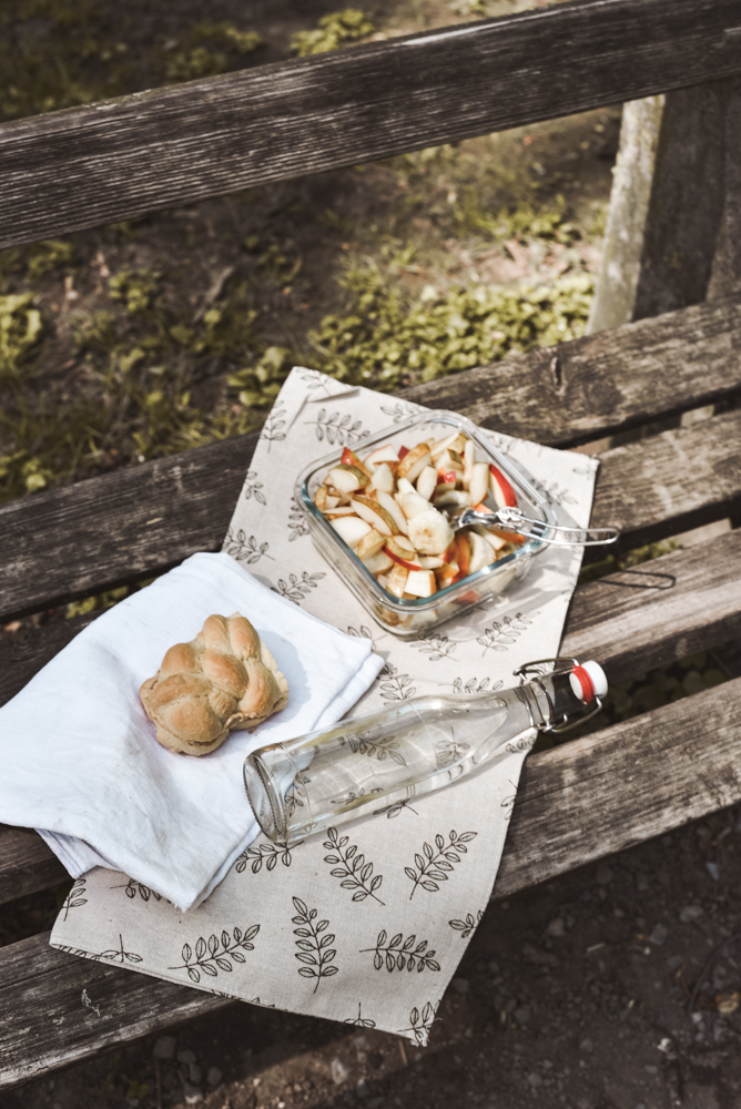 Zero Waste Picknick Idee