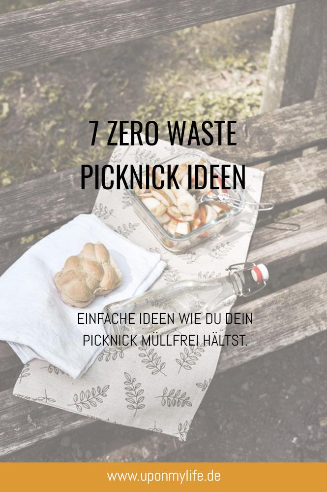 Zero Waste Picknick Ideen