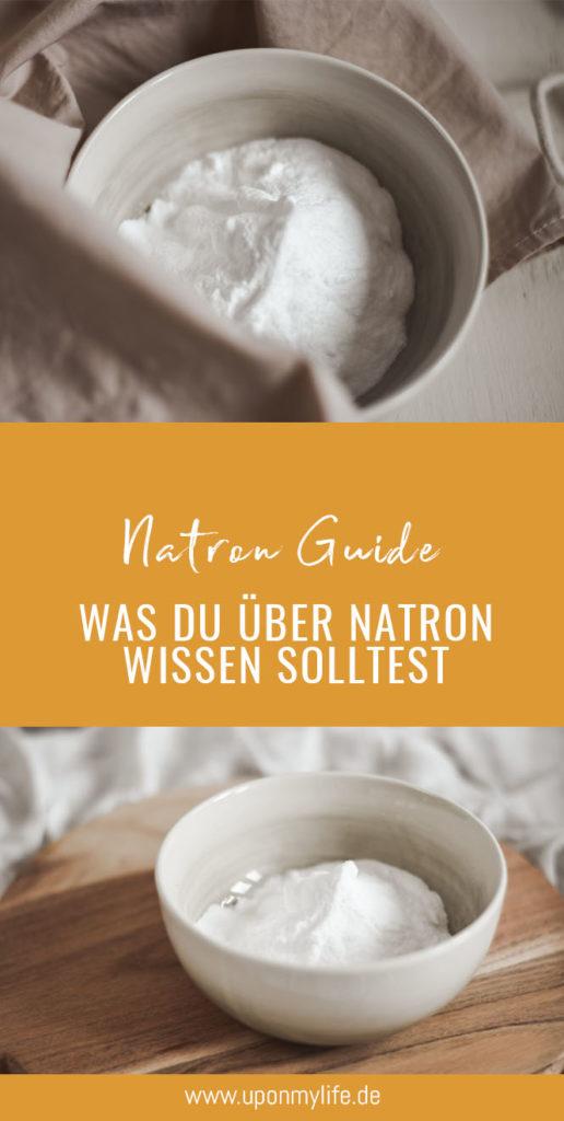 Hausmittel Natron