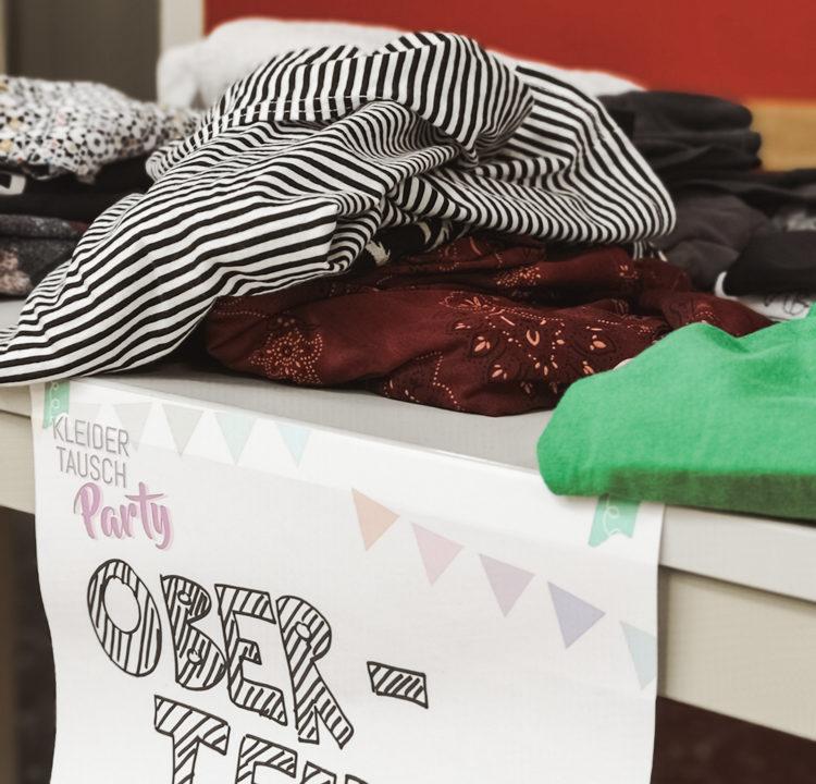 7 Schritte, wie du eine Kleidertauschparty organisieren kannst