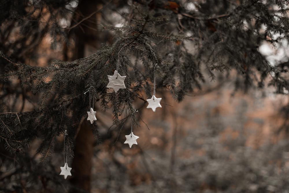 5 Ideen für nachhaltigen Christbaum-Schmuck