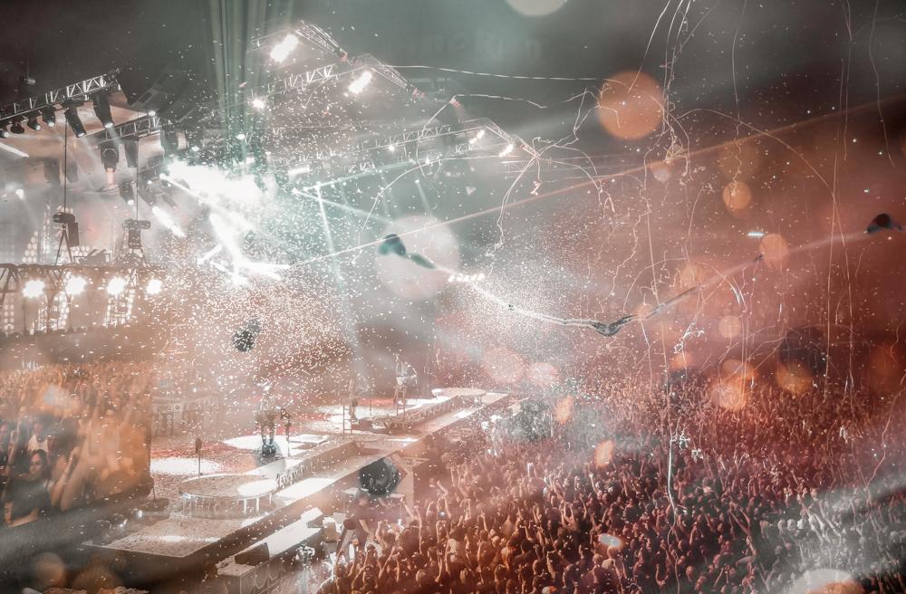Warum Konzerte nicht nachhaltig sind?