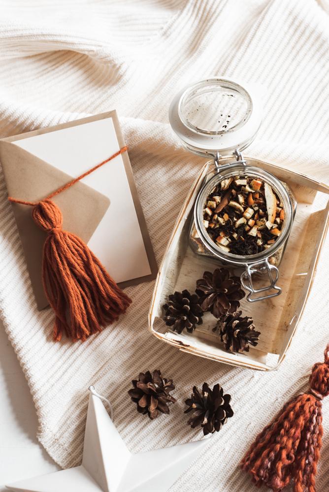 4 Nachhaltige DIY Geschenkideen für deine gute Freundin zu Weihnachten - ich hab 4 tolle Geschenkideen für dich, die du leicht nachmachen kannst. #diy #geschenkidee #weihnachten