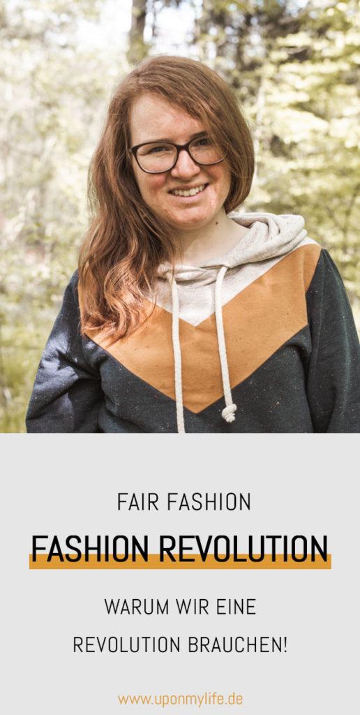 Es ist Fashion Revolution Week. Warum wir auf H&M und Co verzichten und auf Fair Fashion Labels setzten sollten und was Rana Plaza damit zu tun hat. #fairfashion #fashrev #fashionrevolution