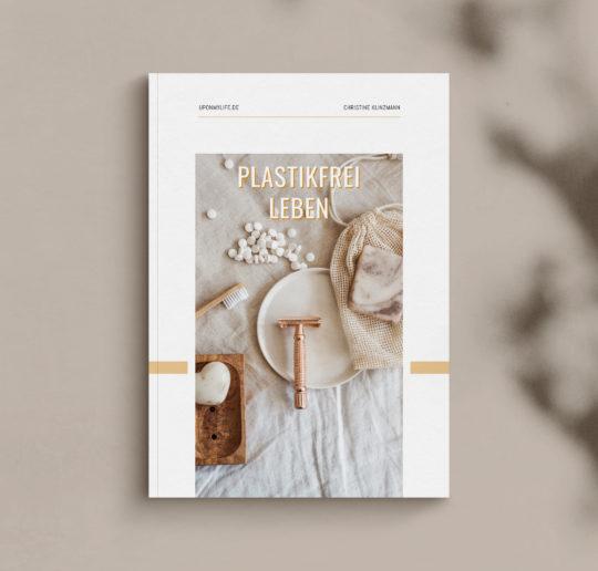 E-Book Plastikfrei Leben Cover clean