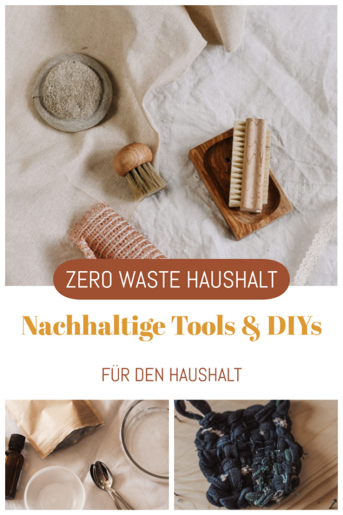 Viele machen im Zero Waste Haushalt gravierende Fehler. Hier zeige ich, wie du deinen Haushalt auf Zero Waste umstellst & welche Tools und DIYs du brauchst. #zerowaste #haushalt #nachhaltigkeit nachhaltiger Haushalt