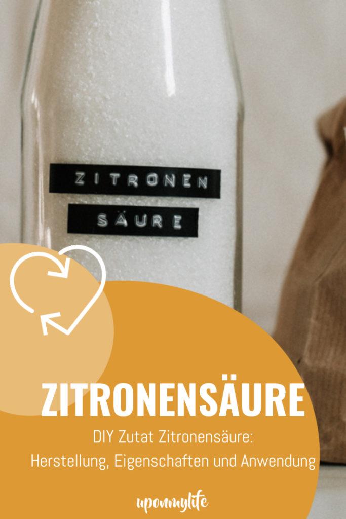 Zitronensäure als DIY Zutat: Eigenschaften, Rezepte und Anwendung von Zitronensäure - alles was du über Zitronensäure wissen solltest