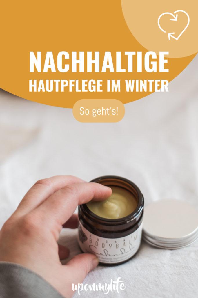 Nachhaltige Gesichtspflege im Winter ist für mich essentiell - ausgewählte nachhaltige Pflegeprodukte gegen rissige Liippen und trockene Haut zeige ich euch