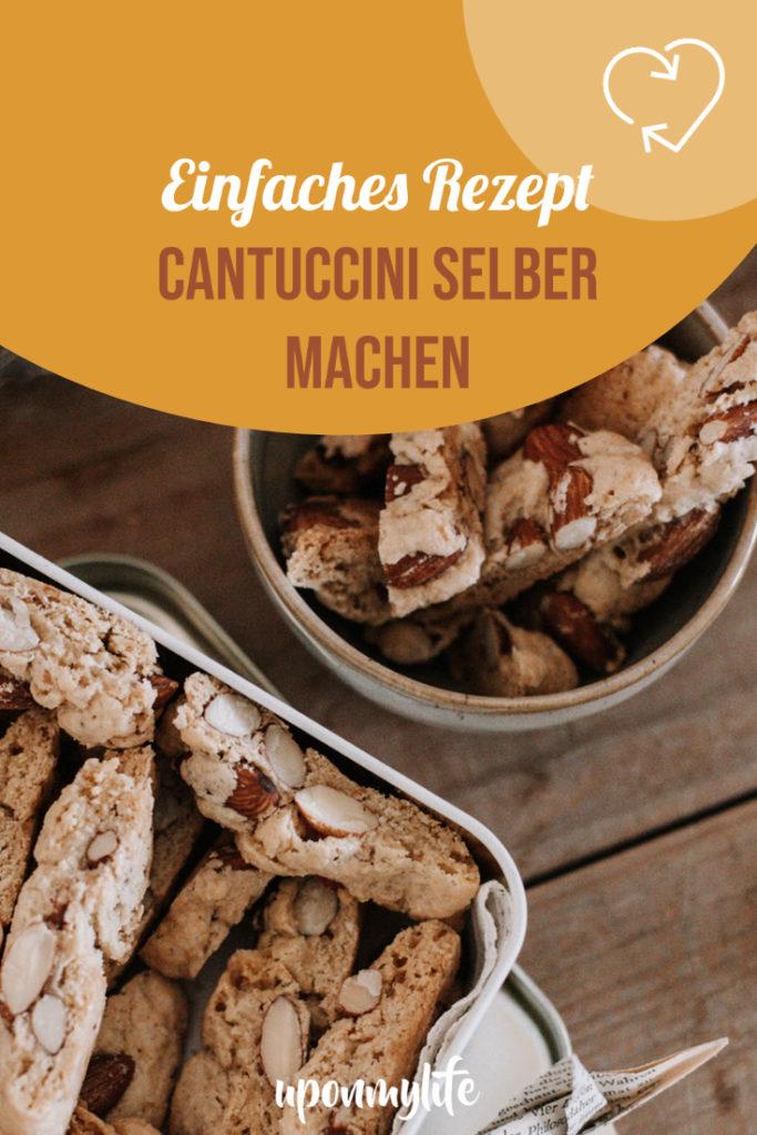 Einfach selber machen: Veganes Rezept für Cantuccini ist total einfach. Die knusprigen Kekse mit Mandeln schmecken perfekt zum Kaffee