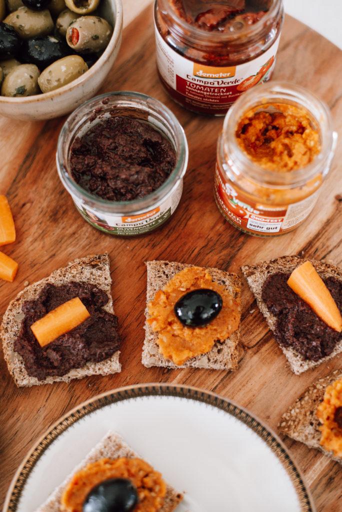 Veganes Weihnachtsmenü - so einfach, nachhaltig und festlich! Drei leckere Rezept-Ideen und Lebensmittel Empfehlungen von Campo Verde