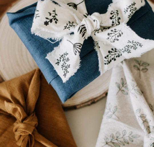 Selbstgemachte Geschenke - komplett nachhaltig und sinnvoll. Nachhaltige Geschenkideen zu Geburtstag, Muttertag, Weihnachten und zur Geburt.