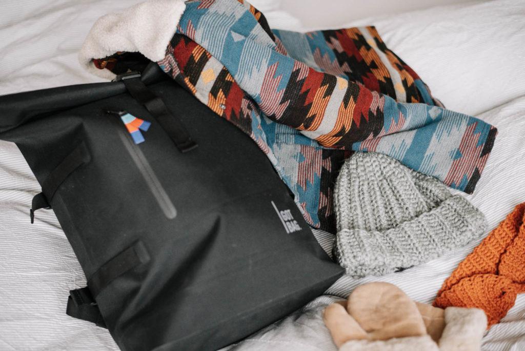 Nachhaltiger Rucksack aus recyceltem Meeresplastik - Langlebig? Stabil? Wasserdicht? Meine ehrliche Erfahrung mit dem GOT BAG Rolltop