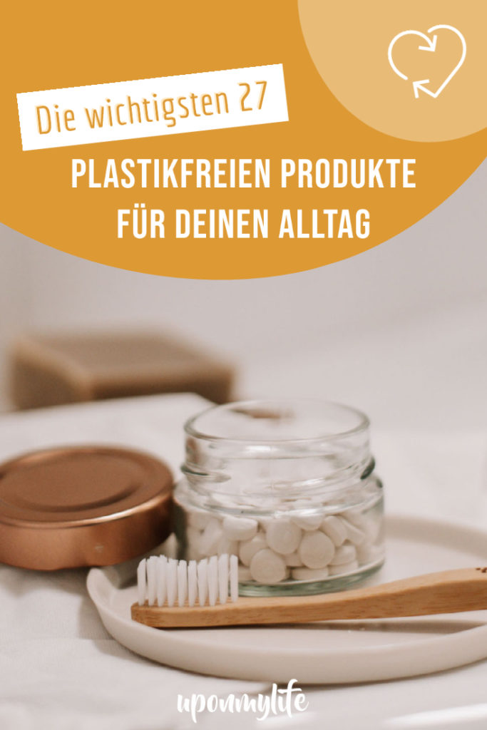 TOP 10 Plastikfreie Produkte, die euren Alltag wirklich nachhaltiger machen: Rasierhobel, Dauerbackmatte, festes Shampoo, Bienenwachstuch uvm
