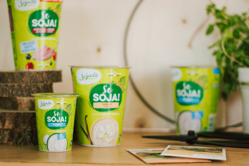 Upcycling DIY Kräutertopf aus Joghurtbecher einfach selber machen. Nachhaltige Upcycling Idee für Pflanzentopf für eure Kräuter in der Küche