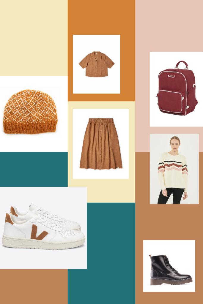 Fair Fashion im Herbst. Ich stelle euch aktuelle Fair Fashion Herbsttrends und meine Must Haves vor. Auf diese Kleidungsstücke kann ich nicht verzichten!